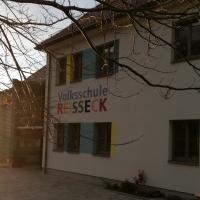 Volksschule Reißeck - Nordansicht