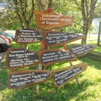 Wanderweg-Beschreibung