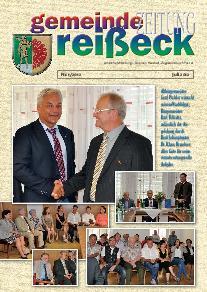 Gemeindezeitung Reißeck Nr. 1/2012