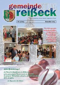 Gemeindezeitung Reißeck Nr. 2/2013
