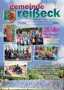 Gemeindezeitung Reißeck Nr. 1/2014
