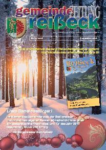 Gemeindezeitung Reißeck Nr. 2/2016