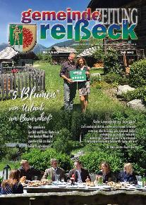 Gemeindezeitung Reißeck Nr. 1/2017