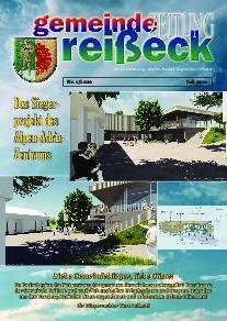 Gemeindezeitung Reißeck Nr. 1/2020