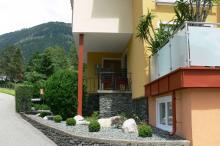 Gästehaus Graf - Eingang